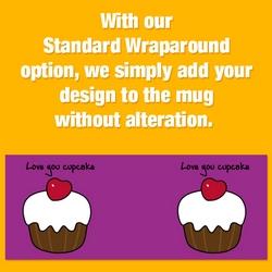 Standard WrapAround Design-Your-Own-Mug