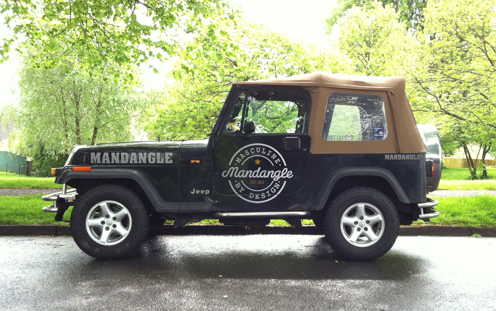 The Jeep Mandangle