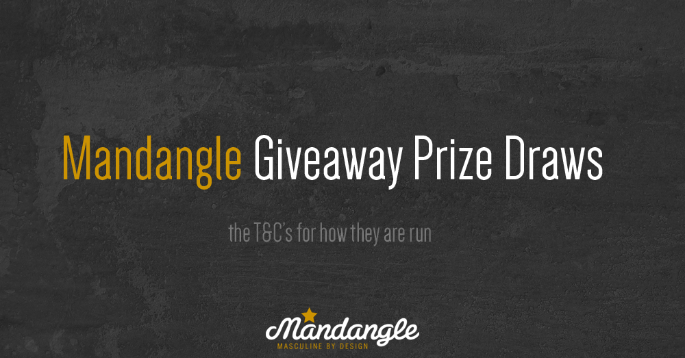 Mandangle Prize Draw T & C's